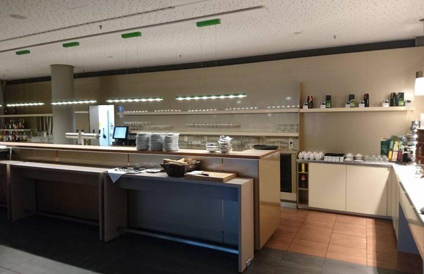 Centrovital Restaurant Tresenbereich Nach Der Folierung 3