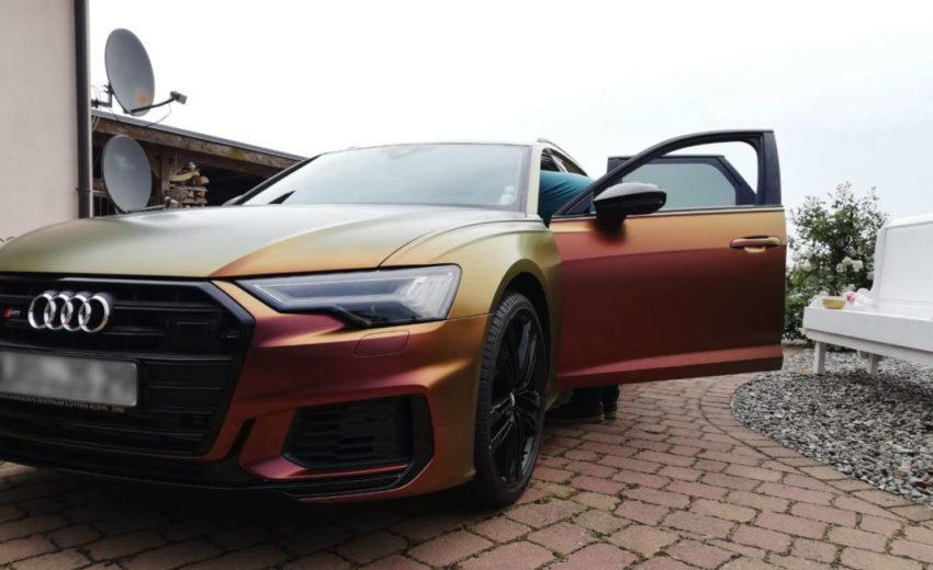 Audi S6 Vorn