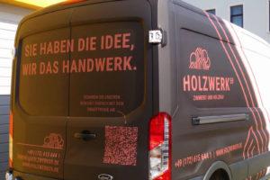 Holzwerk Heck