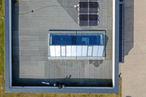 Drohnenfoto Sonnenschutzfolie