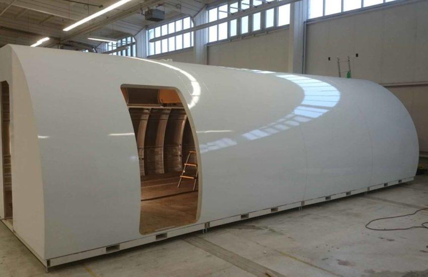 Airbus Ddor Trainer Folie Statt Lack