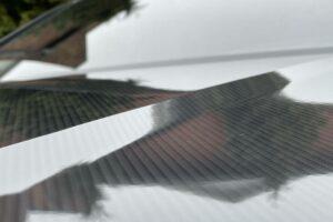 Steinschlagschutz Carbon Motorhaube
