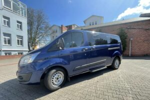 TwoFace Vollfolierung Ford Transit
